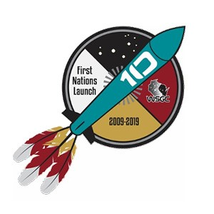 First Nations Launch Rocket Competition logo