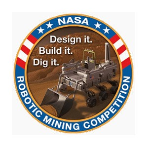 NASA Robotic Mining Competition logo