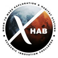 Moon to Mars Exploration & Habitat Systems Academic Innovation Challenge Logo