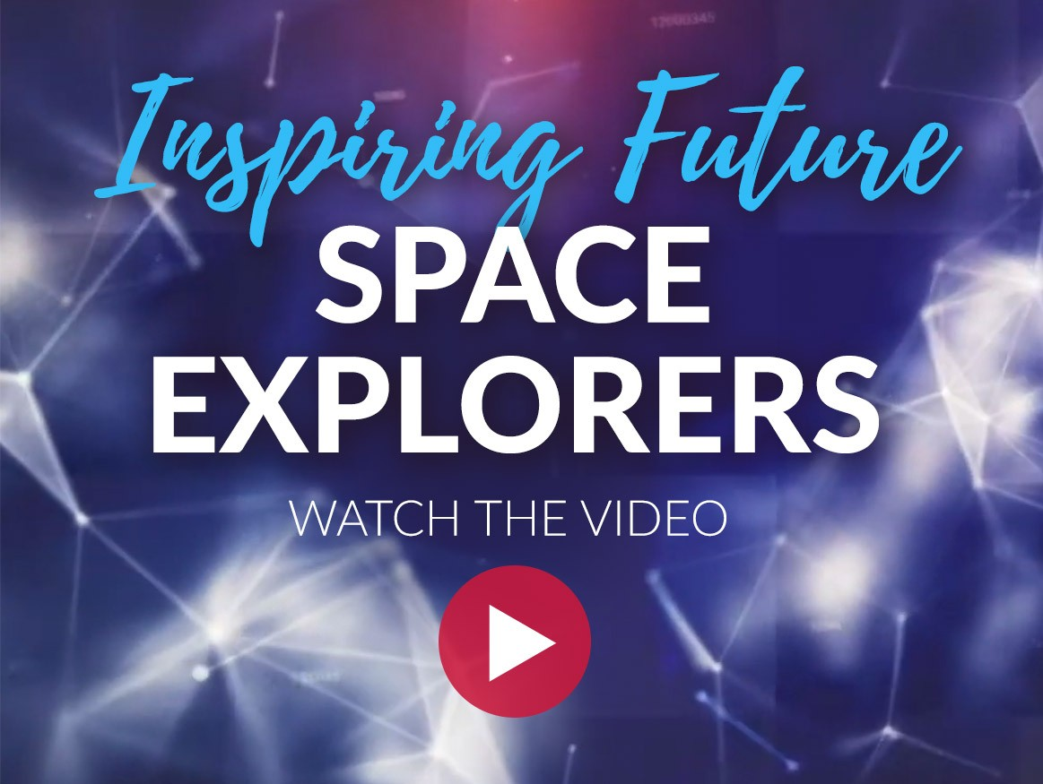 Inspiring Future Space Explorers: Watch the Video
